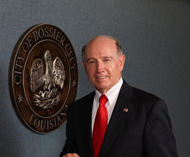 Bossier City Mayor Lo Walker