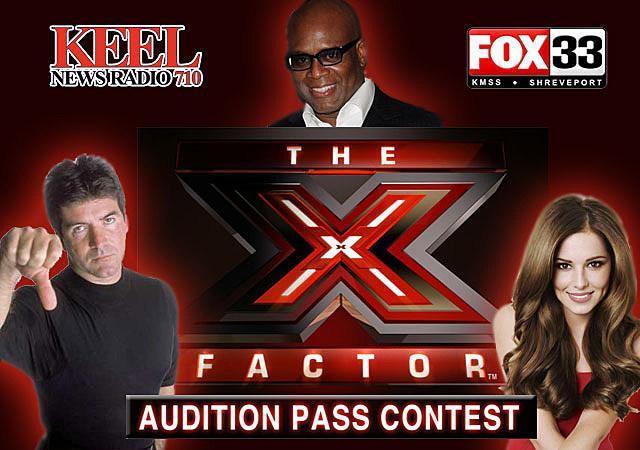 KEEL-X-Factor-Contest
