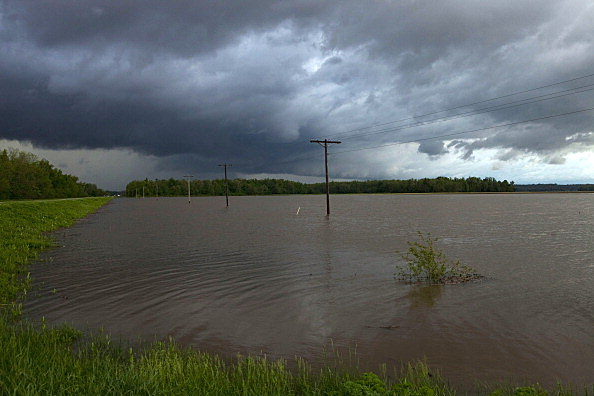 Stormy weather hits Ark-La-Tex
