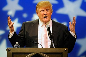 Donald Trump Not Running for President in 2012