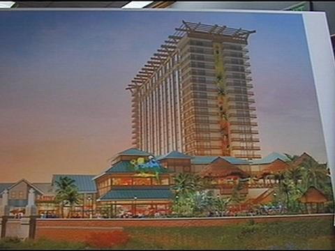 Margarittaville Casino Complex 1