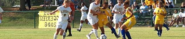 LSUS soccer