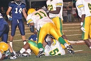 Green Oaks Football