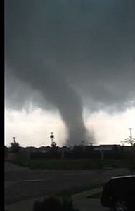 Dallas tornadoes