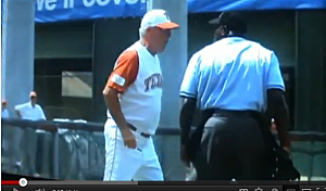 Texas Baseball Coach