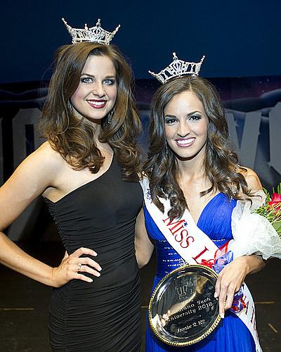 Miss Louisiana Lauren Vizza