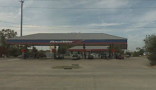 raceway gas station
