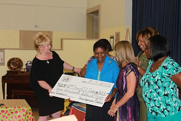 81st Street School Donation for Autism Awareness 015