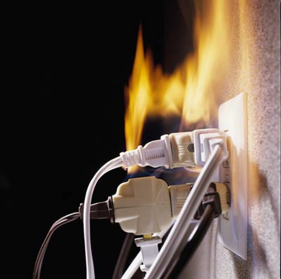 House Goes Up In Smoke Electrical Problems Blamed