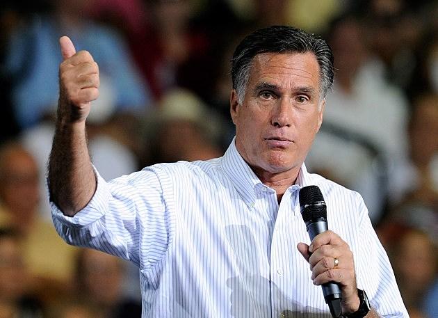 mitt romney speaks in Las Vegas
