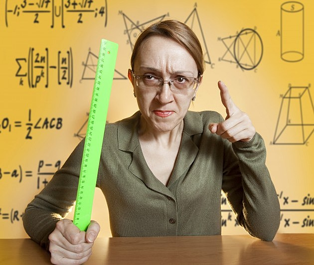 angry teachers