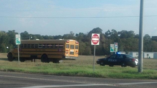 Caddo School Bus