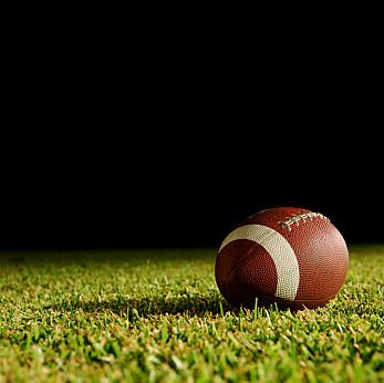 football_on_field