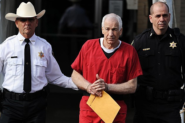 jerry sandusky sentenced