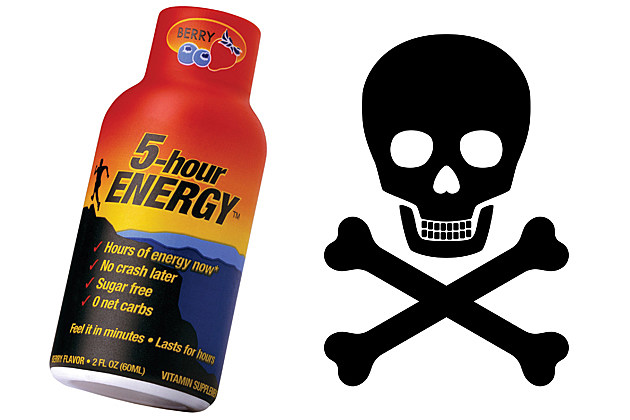 how to take 5 hour energy drink
