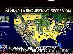 secession petition