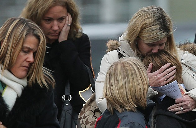 newtown mourns