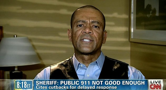 sheriff david clarke jr