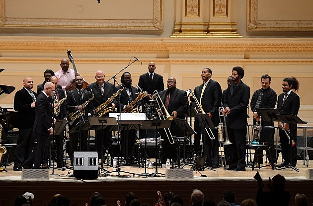 The New Orleans Jazz Orchestra In Concert - For Illustration ONLY.  The NOJO will NOT perform @ this event
