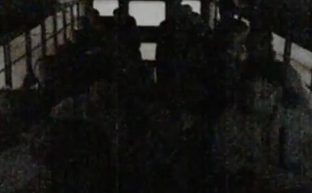 Caddo Parish bus footage