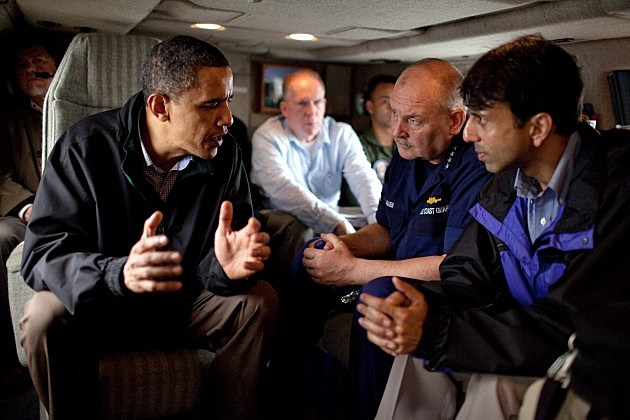 Obama and Jindal