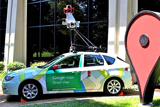 Google Maps Car Is Driving Around Shreveport-Bossier | News Radio 710 KEEL