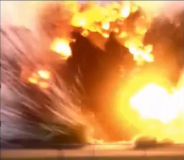 Fertilizer Plant Explosion