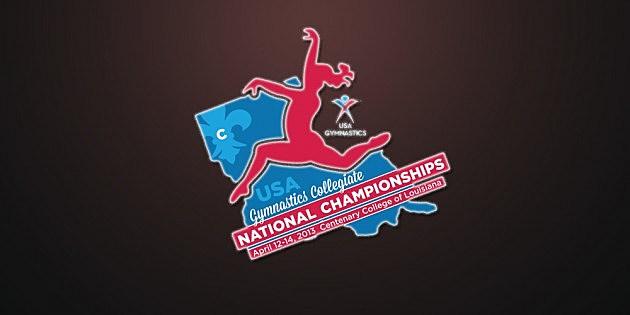 USA Gymnastics National Collegiate Championships logo