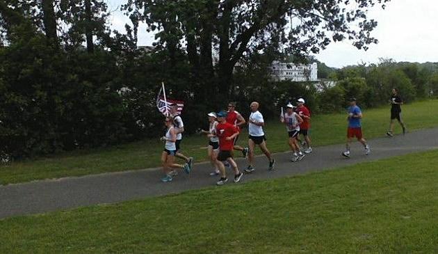 Team RWB shreveport run for boston