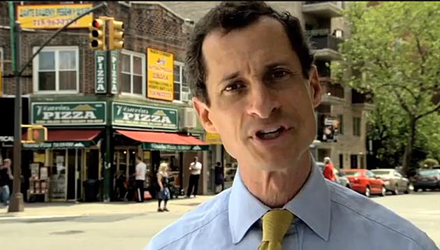 Anthony Weiner Mayor