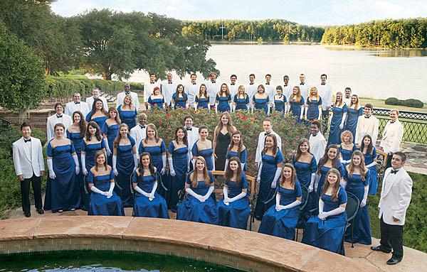 photo of Centenary College Choir