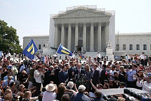 supreme court DOMA order