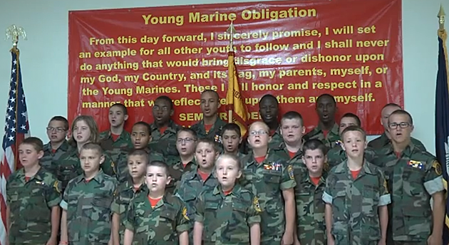 Bossier Sheriff's Young Marines