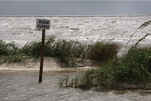 hurricane-beach-closed-by-John-Moore-Getty