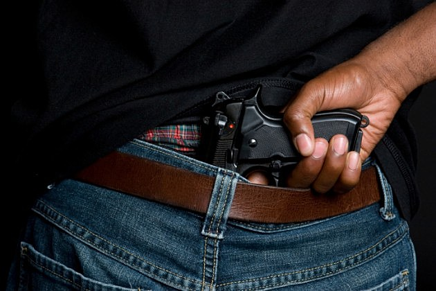 gun in pants_istock