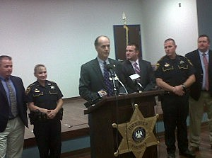Bossier Sheriff Julian Whittington