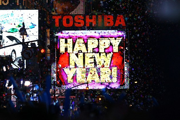 New Year's Eve 2012 In Times Square