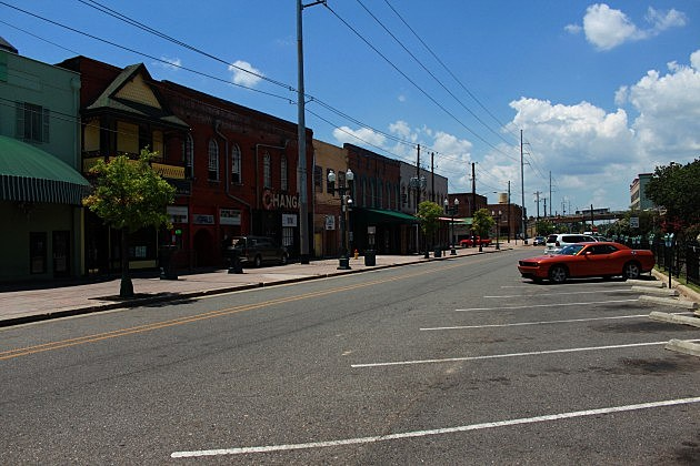 Downtown Street View Shreveport_ACurrier