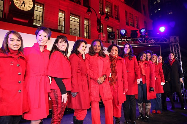 American Heart Association's Go Red For Women Movement