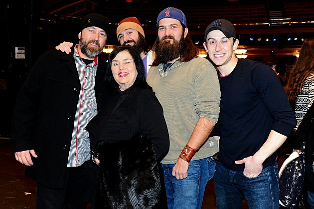 "Broadway's ""Cinderella"" Welcomes The Cast Of ""Duck Dynasty"" To New York City"