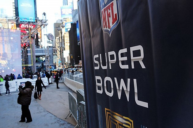 Portion Of Broadway Closed For Super Bowl Related Events