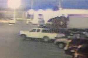 BSO Suspect.Walmart Still of Truck