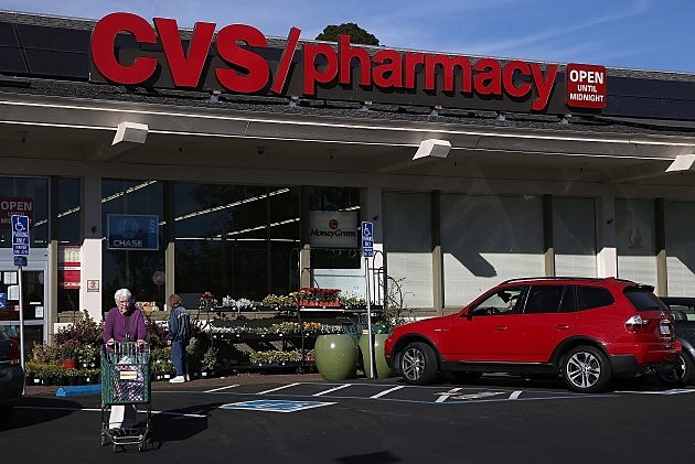 CVS Caremark Reports Quarterly Profit Increase Of 25 Percent