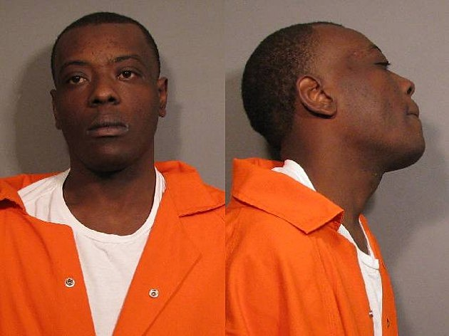 booking photo of Terrell Pennywell