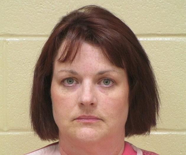 booking photo of Karen B. Johnson