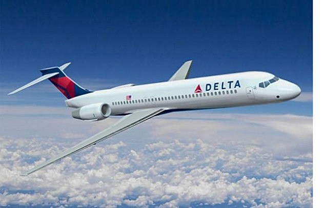 photo of Delta Boeing 717