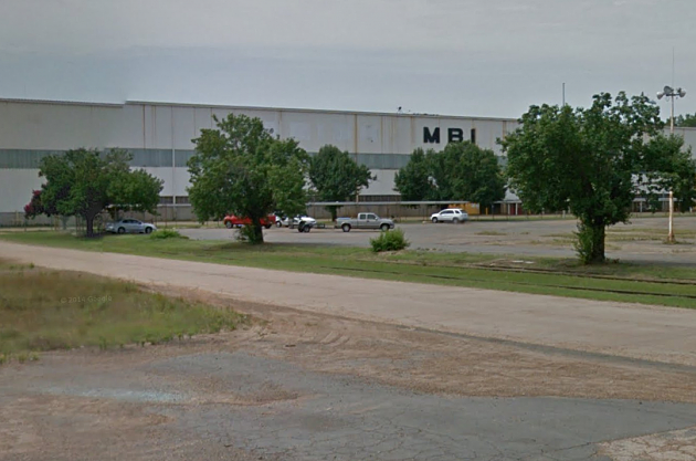 photo of MBI Shreveport plant