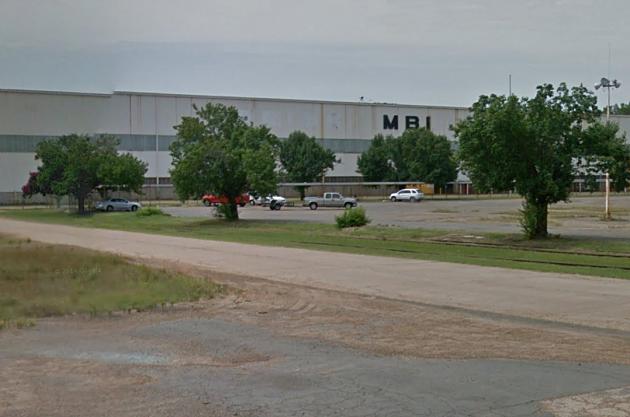 photo of MBI Shreveport plant