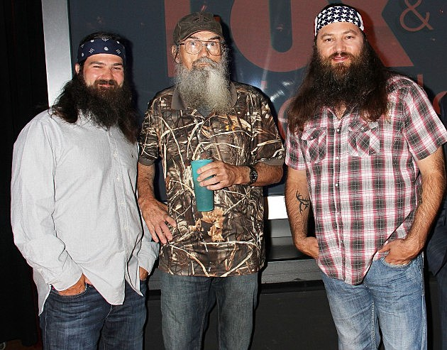 """The Cast Of """"Duck Dynasty"""" Visits """"Fox And Friends"""""""
