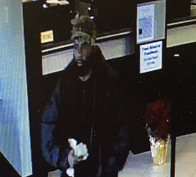 Citizens Bank robber